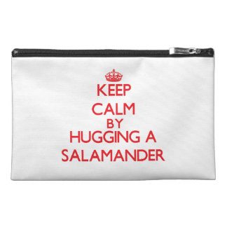 Keep calm by hugging a Salamander Travel Accessories Bags