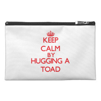 Keep calm by hugging a Toad Travel Accessory Bag