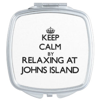 Keep calm by relaxing at Johns Island Washington Mirrors For Makeup