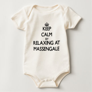 Keep calm by relaxing at Massengale Georgia Bodysuit