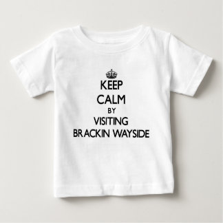 Keep calm by visiting Brackin Wayside Florida T-shirt