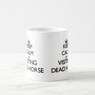 Keep calm by visiting Dead Horse Massachusetts Mugs