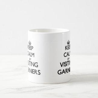 Keep calm by visiting Garniers Florida Mug