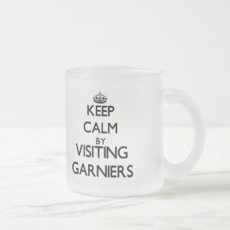 Keep calm by visiting Garniers Florida Coffee Mug