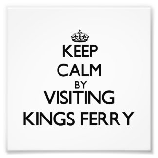 Keep calm by visiting Kings Ferry Georgia Photograph