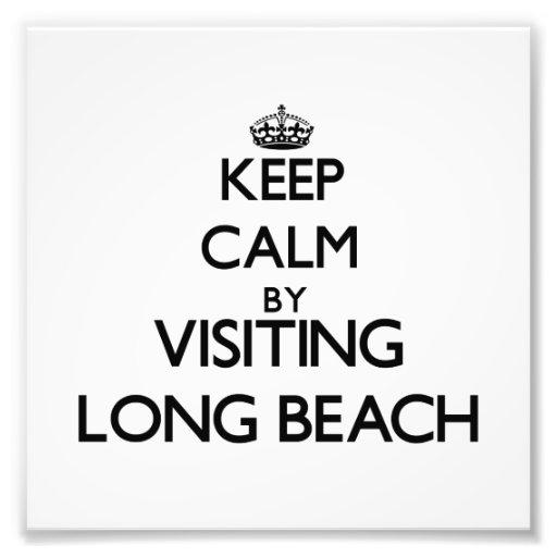 Keep calm by visiting Long Beach Connecticut Photo Art