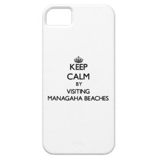 Keep calm by visiting Managaha Beaches Northern Ma iPhone 5 Cases