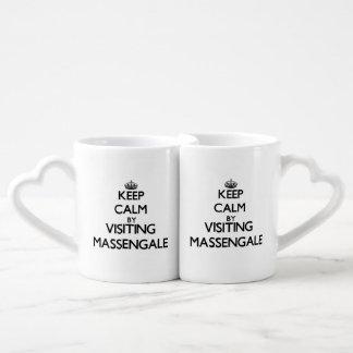 Keep calm by visiting Massengale Georgia Lovers Mug