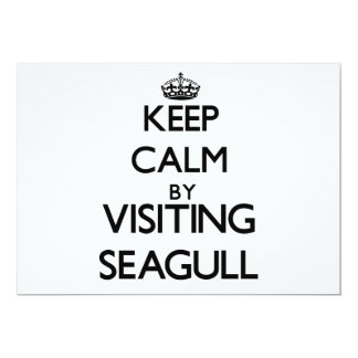 Keep calm by visiting Seagull Massachusetts Announcements