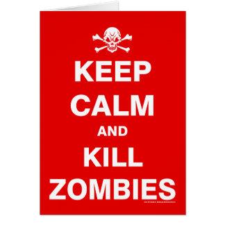 Keep Calm Cards