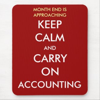 Keep Calm Carry On office gifts