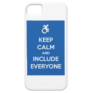 KEEP CALM iPhone 5 COVER
