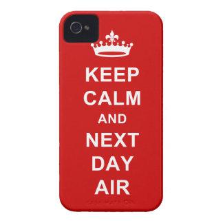 Keep Calm Case-Mate iPhone 4 Case