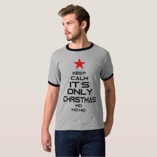 KEEP CALM CHRISTMAS T-Shirt