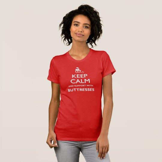 Keep Calm Coloured T-Shirt