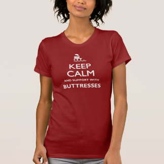 Keep Calm Coloured T-Shirt