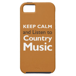 Keep Calm Country iPhone 5 Covers