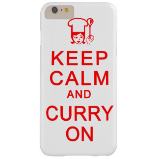 Keep Calm & Curry On cases