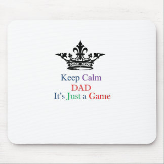 Keep Calm Dad Mouse Mat