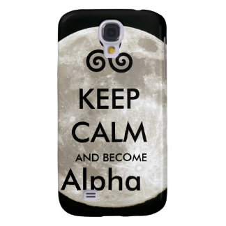 Keep Calm Derek Galaxy S4 Case