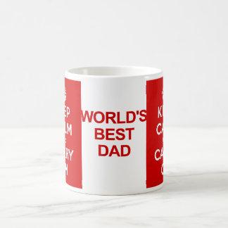 Keep Calm Father s Day Mugs