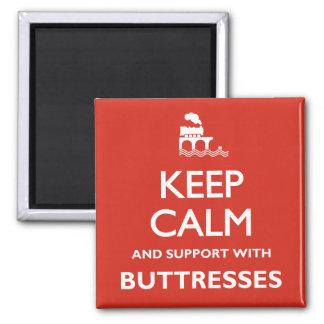 Keep Calm Fridge Magnet