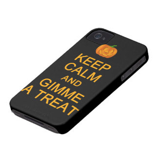 Keep Calm & Gimme a Treat Blackberry Bold case