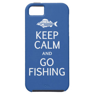 Keep Calm & Go Fishing iPhone 5 case-mate Case For The iPhone 5