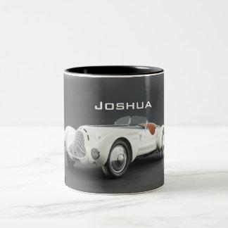 Keep Calm Go Vintage Mug