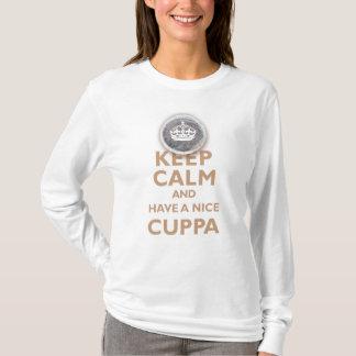 'Keep Calm & Have a Cuppa!' T-Shirt