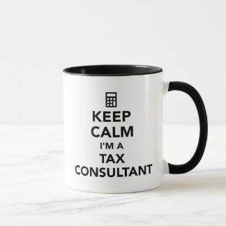 Keep calm I'm a tax consultant