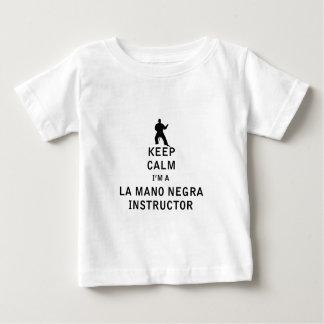 Keep Calm I'm a La Mano Negra Instructor Tshirt