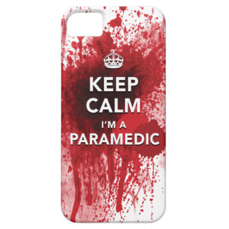 Keep Calm I'm a Paramedic iPhone 5 Case
