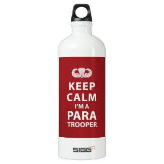 Keep Calm I'm A Paratrooper SIGG Traveler 1.0L Water Bottle