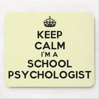 Keep Calm I'm A School Psychologist Mouse Pad