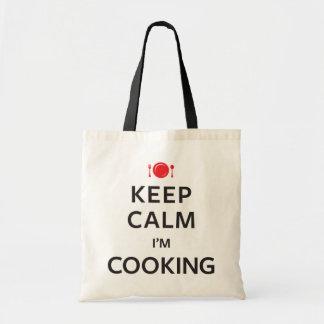 Keep Calm I'm Cooking