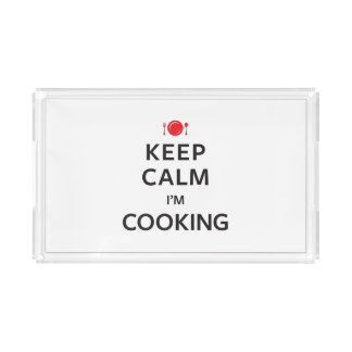 Keep Calm I'm Cooking