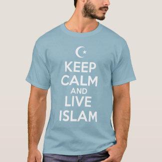 Keep Calm Islam T-Shirt