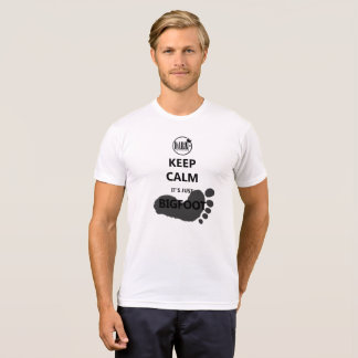 Keep Calm It's Just Dogman T-Shirt