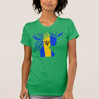 Keep Calm Iz A Bajan Ting T-shirt