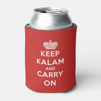 Keep Calm / Kalam Apologetics Can Cooler Cozy
