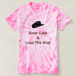 Keep Calm & Load The Boat T-Shirt