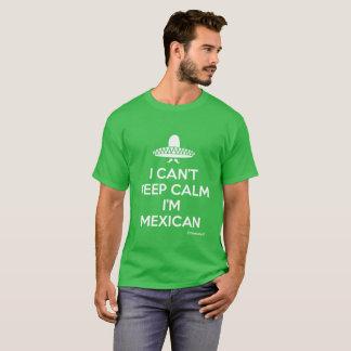 Keep Calm Mexican T-Shirt