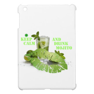 Keep Calm Mojito iPad Mini Covers