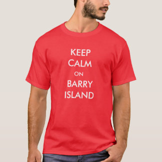 Keep Calm on Barry Island T-Shirt