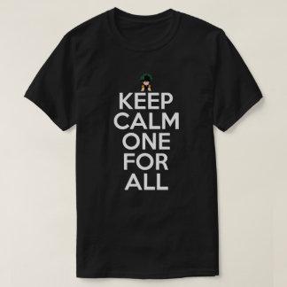 Keep Calm One For All Anime Manga Shirt