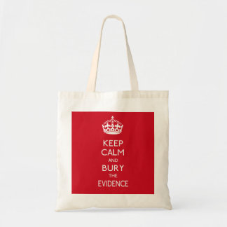 Keep Calm Parody 1 Tote Bag
