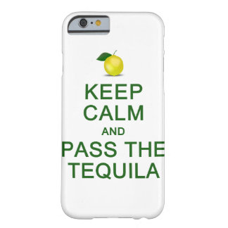 Keep Calm & Pass The Tequila cases