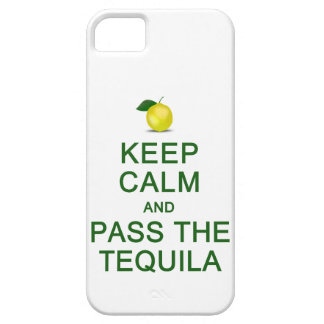 Keep Calm & Pass The Tequila iPhone Case-Mate