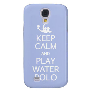Keep Calm & Play Water Polo custom HTC case